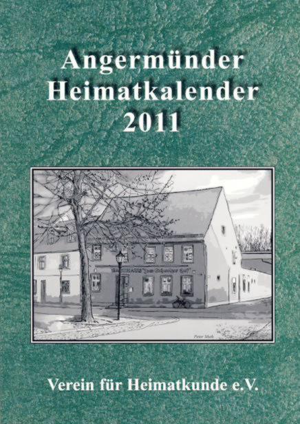 Heimatkalender Angermünde 2011