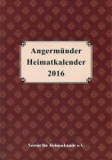 Heimatkalender Angermünde 2016