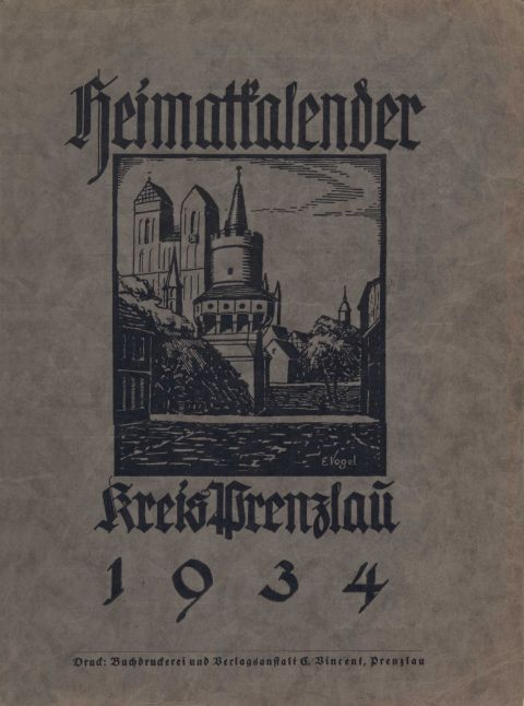 Heimatkalender Prenzlau 1934