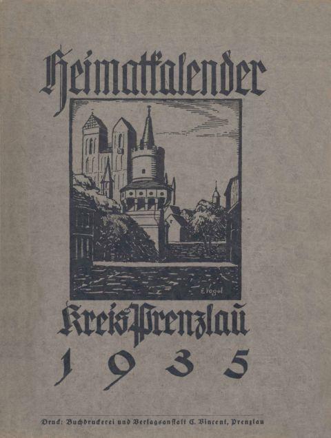 Heimatkalender Prenzlau 1935