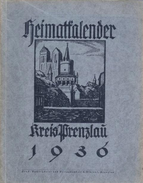 Heimatkalender Prenzlau 1936