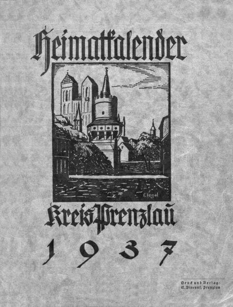Heimatkalender Prenzlau 1937