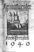 Heimatkalender Prenzlau 1940