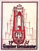 Heimatkalender Templin 1931