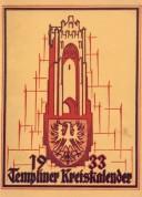 Heimatkalender Templin 1933