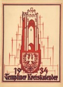 Heimatkalender Templin 1934