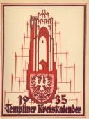 Heimatkalender Templin 1935