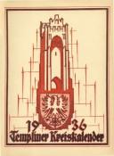 Heimatkalender Templin 1936