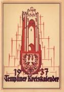 Heimatkalender Templin 1937