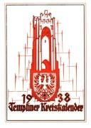 Heimatkalender Templin 1938