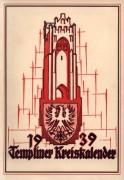 Heimatkalender Templin 1939