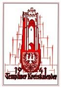 Heimatkalender Templin 1941