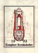 Heimatkalender Templin 1993