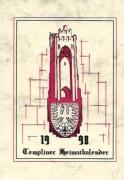 Heimatkalender Templin 1998