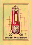 Heimatkalender Templin 2000