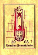 Heimatkalender Templin 2003