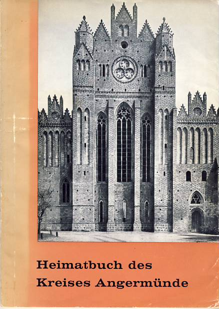 Heimatsbuch Angermünde Band 1_1961