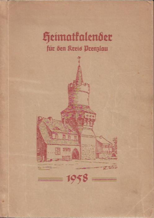 Heimatkalender Prenzlau 1958