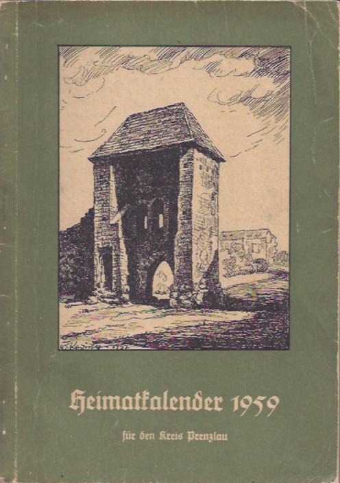 Heimatkalender Prenzlau 1959