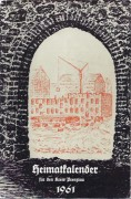 Heimatkalender Prenzlau 1961