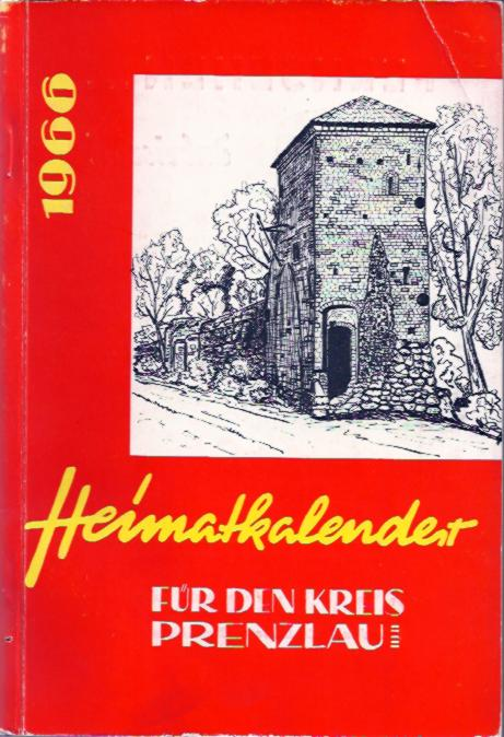 Heimatkalender Prenzlau 1966