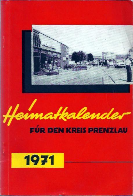 Heimatkalender Prenzlau 1971