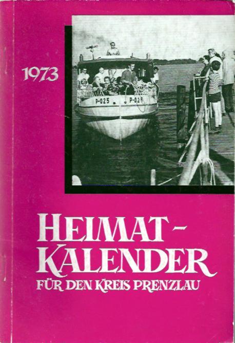 Heimatkalender Prenzlau 1973