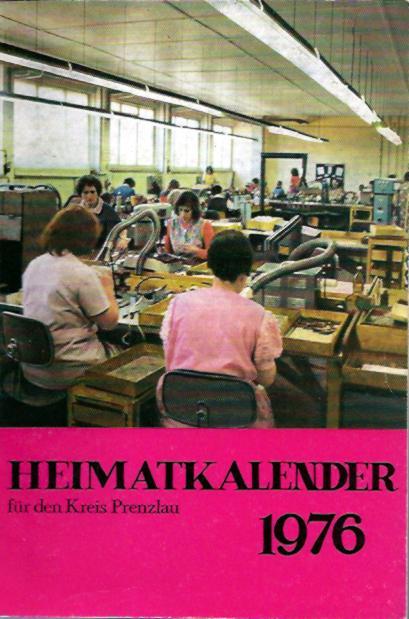 Heimatkalender Prenzlau 1976