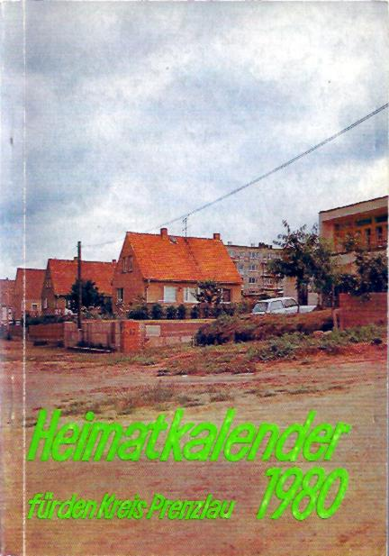 Heimatkalender Prenzlau 1980
