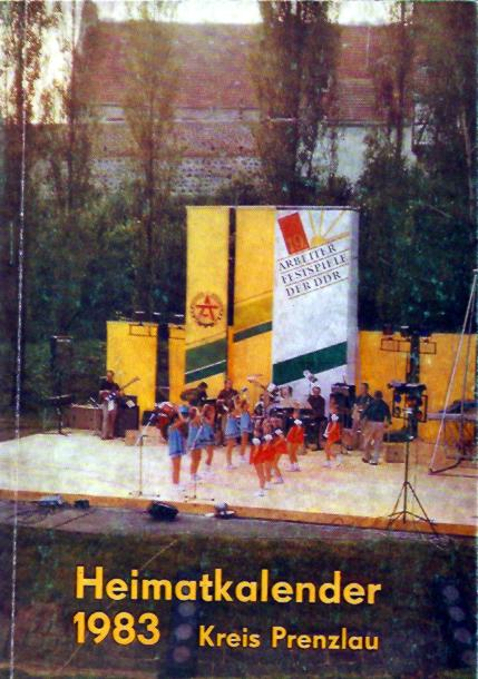 Heimatkalender Prenzlau 1983