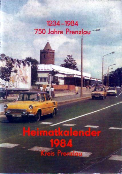 Heimatkalender Prenzlau 1984