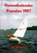 Heimatkalender Prenzlau 1987