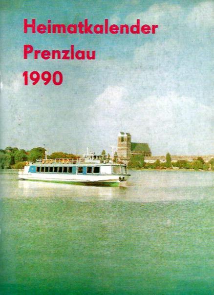 Heimatkalender Prenzlau 1990