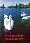 Heimatkalender Prenzlau 1991