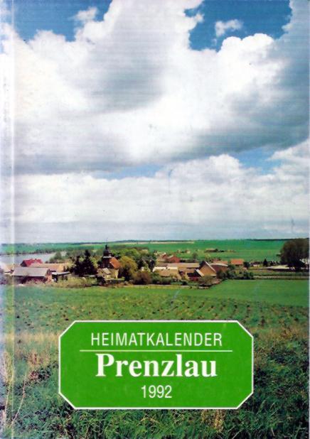 Heimatkalender Prenzlau 1992