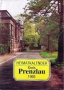 Heimatkalender Prenzlau 1993