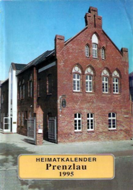 Heimatkalender Prenzlau 1995