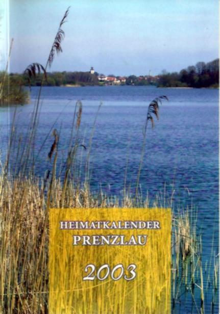Heimatkalender Prenzlau 2003