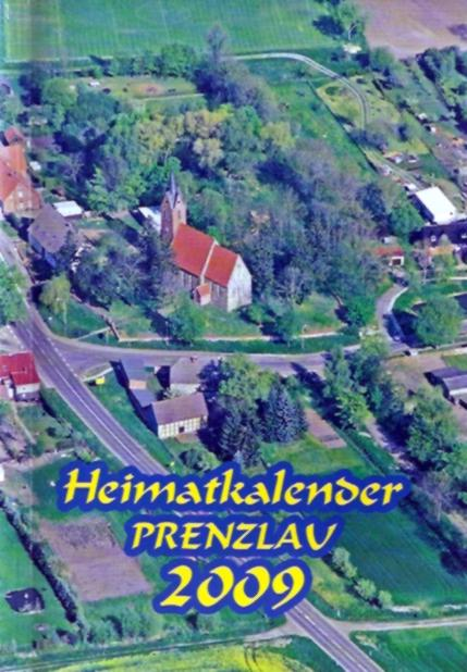 Heimatkalender Prenzlau 2009