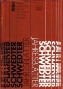 Schwedter Jahresblätter 1980