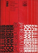 Schwedter Jahresblätter 1983