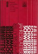 Schwedter Jahresblätter 1985