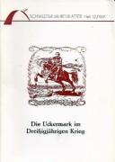 Schwedter Jahresblätter 1991