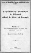 Arbeiten UMGV Heft 03