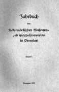 Jahrbuch UMGV Band 1