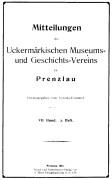 Mitteilungen UMGV Band 7 Heft 2