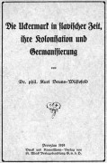 Sonderdruck_Arbeiten UMGV Heft 6