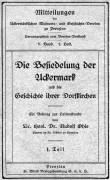 Sonderdruck_Mitteilungen UMGV Band 5 Heft 2