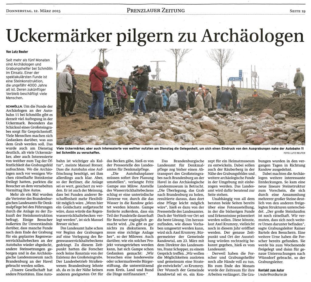 Prenzlauer Zeitung 12-03-2015