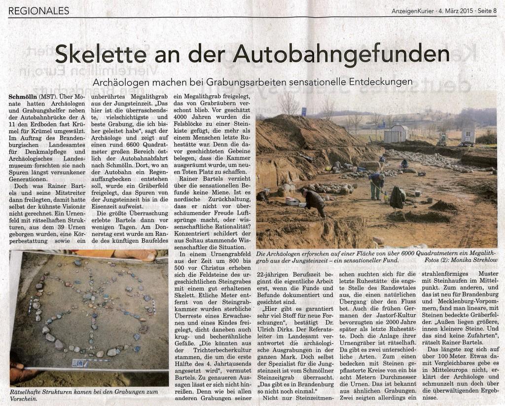 Prenzlauer Zeitung AnzeigenKurier 04-03-2015